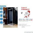 Душова кабіна в наборі Aquaform Nigra (90x90)