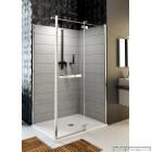 Душова кабіна Aquaform HD Collection (100x100x190) двері зі стінкою