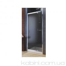 Душові двері Aquaform Nigra (90x185) графіт