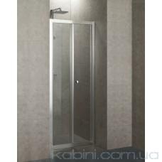 Душові двері Eger 599-163 (80x185) bi-fold