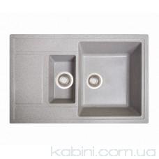 Мийка  гранітна Galati Jorum 78D (78x50)