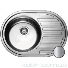 Мийка металева Galati Dana satin 7129 (77x50)