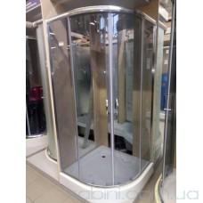 Душова кабіна Liveno Kama 1590 G (90x90x195) з піддоном