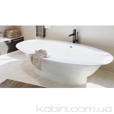 Ванна із рідкого мармуру Rock Design Гармонія (202х109x57,5) вільностояча