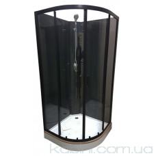Душовий бокс Veronis BKN-1-07 (90x90x192) без даху