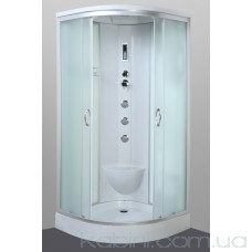 Гідромасажний бокс AquaStream Classic 99 LA White (90x90x217)