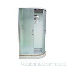 Гідромасажний бокс Atlantis AKL 120P-T (XL) (120x80x215) лівий