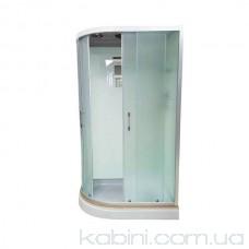 Гідромасажний бокс Atlantis AKL 120P-T (XL) (120x80x215) правий