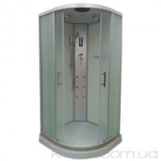 Гідромасажний бокс Atlantis AKL 90P-T XL (90x90x215) білий