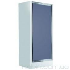 Душові двері Deante Flex KTL412D (80x185) скло графіт