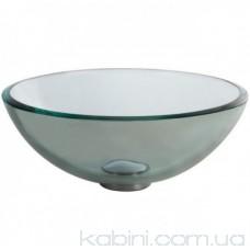 Умивальник Kraus GV 101-14-12 мм скляний