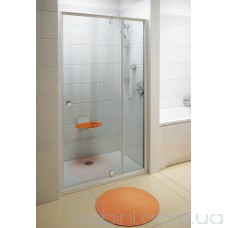 Душові двері Ravak Pivot PDOP2 100 white/transparent