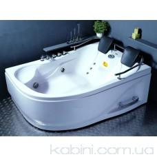 Гідромасажна ванна Appollo АТ-0919 (180x125x66)