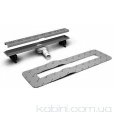 Лінійний трап Radaway під кахель 5-7 мм