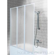 Шторка на ванну Aquaform Standard 3 білий