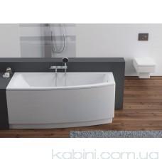 Ванна акрилова асиметрична Aquaform Arcline (160x70) ліва