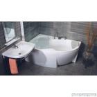 Асиметрична акрилова ванна RAVAK Rosa II (150x105)