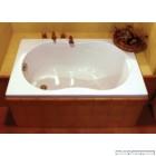Прямокутна акрилова ванна RAVAK Lilia (120x70)