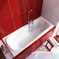 Прямокутна акрилова ванна RAVAK Vanda II (150x70)