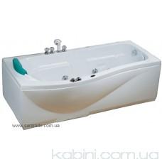 Гідромасажна ванна  CRW CW-1700-2L (170x88x57)