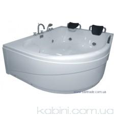 Гідромасажна ванна  CRW ZI-24R (178x130x67)