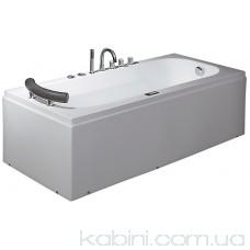 Ванна гідромасажна Grandehome WB220C-L (170x75x56)
