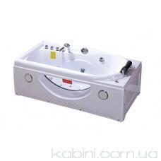 Ванна гідромасажна Iris TLP-634-G (168x85x66)