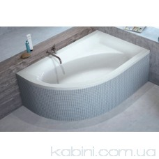 Ванна акрилова кутова Radaway Mistra (170x110)