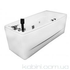 Ванна гідромасажна Volle 12-88-102/R (170x75x63) права