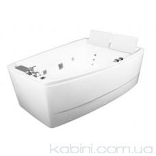 Ванна гідромасажна Volle 12-88-100/R (170x120x63) права